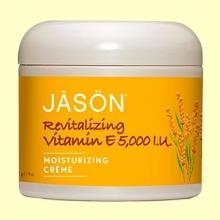 Crema Revitalizante Vitamina E 5000 UI - 113 gramos - Jason