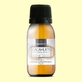 Aceite Vegetal de Cacahuete Virgen - 60 ml - Terpenic Labs