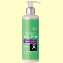 Loción Corporal de Aloe Vera Bio - 245 ml - Urtekram
