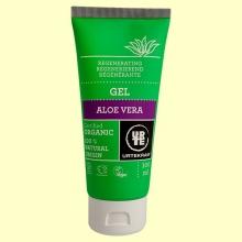Gel Regenerante de Aloe Vera Bio - 100 ml - Urtekram