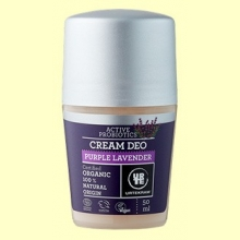 Desodorante de Lavanda Bio - 50 ml - Urtekram *