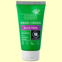 Crema de Manos Aloe Vera Bio - 75 ml - Urtekram