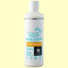 Loción para Bebé Sin Perfume Bio - 250 ml - Urtekram