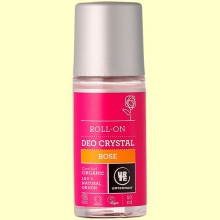 Desodorante Roll On de Rosas Bio - 50 ml - Urtekram