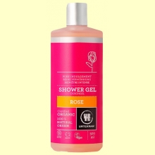 Gel de Ducha de Rosas Bio - 500 ml - Urtekram