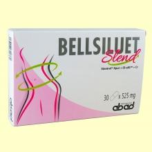 Bellsiluet Slend - 30 cápsulas - Laboratorios Abad