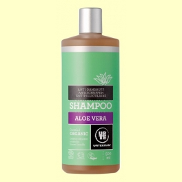 Champú de Aloe Vera Anticaspa Bio - 500 ml - Urtekram