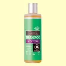 Champú de Aloe Vera Anticaspa Bio - 250 ml - Urtekram