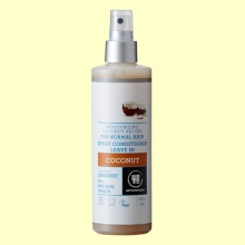 Acondicionador de Coco en Spray Bio - 250 ml - Urtekram *