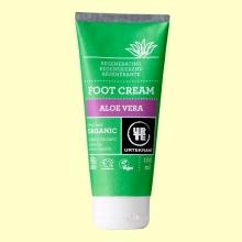 Crema para los Pies de Aloe Vera Bio - 100 ml - Urtekram
