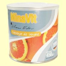 Minavit - Sabor Naranja de Sangre - 450 gramos - Bonusan