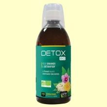 Detox Bio Drenador Líquido - 500 ml - Santé Verte