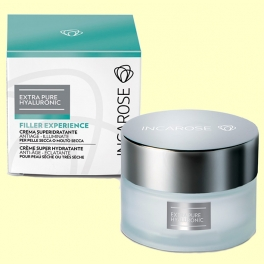 Ácido Hialurónico crema facial - Inca Rose - 50 ml