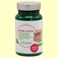 Enzima Lactasa - 60 cápsulas - Naturlider