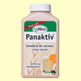 Panaktiv - Levadura de cerveza celular-líquida - 500 ml - Dr. H. Metz