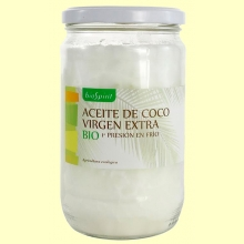 Aceite de Coco Bio Virgen Extra - 550 gramos - Biospirit