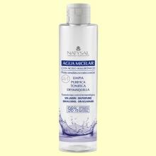 Agua Micelar con Ácido Hialurónico - 250 ml - Natysal