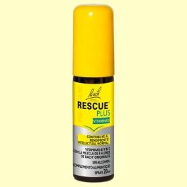 Rescue Plus Spray - 20 ml - Bach