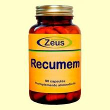Recumem - Ayuda para la Memoria - 90 cápsulas - Zeus Suplementos