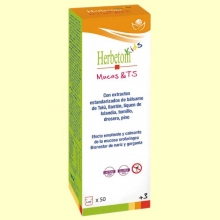 Herbetom Kids Mucos&TS - 250 ml - Bioserum