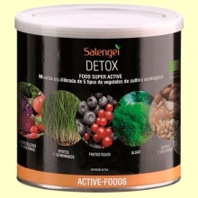 Detox Food Super Active - 200 gramos - Salengei