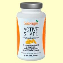 Active Shape - 60 cápsulas - Salengei