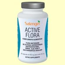 Active Flora - 30 cápsulas - Salengei