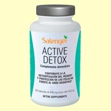 Active Detox - 60 cápsulas - Salengei