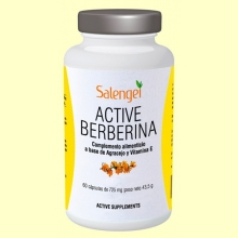 Active Berberina - 60 cápsulas - Salengei