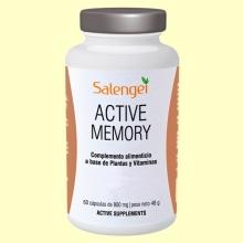 Active Memory - 60 cápsulas - Salengei