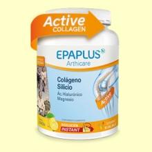 Epaplus Limón - Colágeno + Hialurónico + Magnesio - 332 gramos