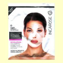 Mascarilla para el rostro al Ácido Hialurónico - Inca Rose - 17 ml