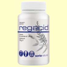 Regacid - Acidez estomacal - 60 comprimidos - Soria Natural