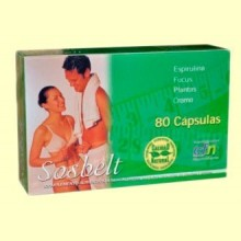 Sosbelt - 80 cápsulas - CFN Laboratorios