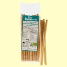 Palitos Integrales de Espelta Eco - 65 gramos - la Campesina