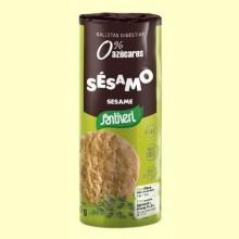 Galletas Digestive Sésamo - 190 gramos - Santiveri