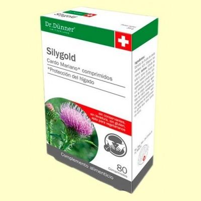 Silygold - 80 comprimidos - Dr. Dünner
