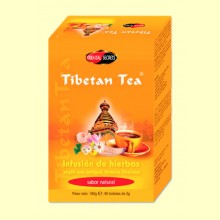 Tibetan Tea - 90 bolsitas - Sabor Natural