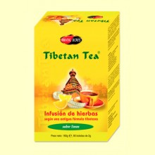 Tibetan Tea - 90 bolsitas - Sabor Limón