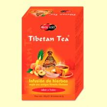 Tibetan Tea - 90 bolsitas - Sabor Frutas