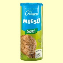 Galletas Digestive Muesli - 190 gramos - Santiveri