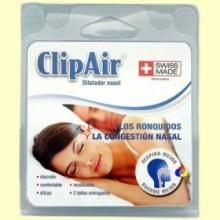 ClipAir - 3 tallas - Dilatador Nasal