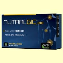 Nutralgic - Procesos inflamatorios - 30 comprimidos - Santè Verte