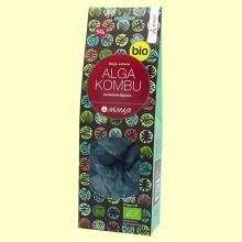 Alga Kombu Eco - 50 gramos - Mimasa