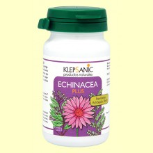 Echinacea Plus - 60 cápsulas - Klepsanic
