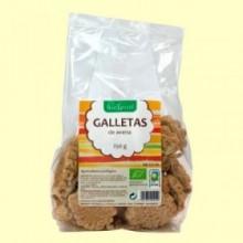 Galletas de Avena Bio - 250 gramos - BioSpirit