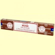 Incienso Musk - 15 gramos - Satya