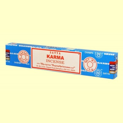Incienso Karma - 15 gramos - Satya
