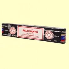 Incienso Palo Santo - 15 gramos - Satya