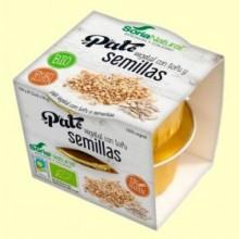 Paté Vegetal con Tofu y Semillas - 100 gramos - Soria Natural
